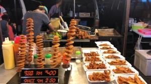 La cuisine en Malaisie est bonne